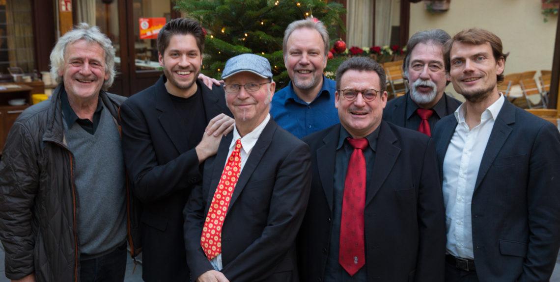 Climax Band Cologne Jazzband aus Köln